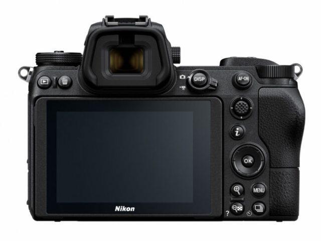 Nikon Z6 Back