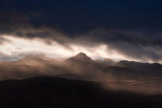 Sunrise-Over-Thorsmork