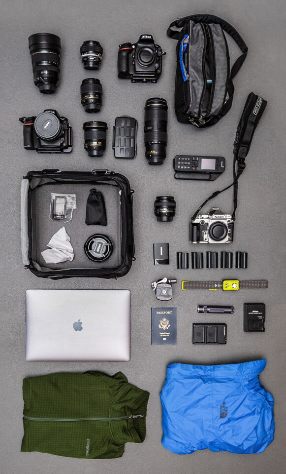 Equipment-Peak-Design-45L-Travel-Backpack-Fits