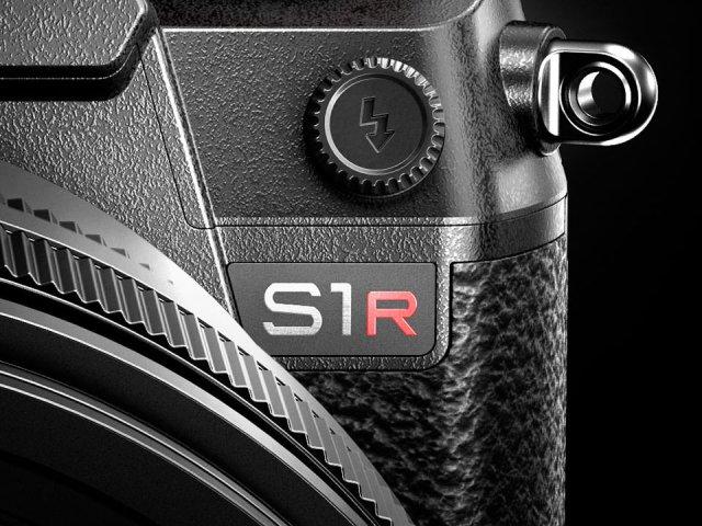 Panasonic S1R Camera