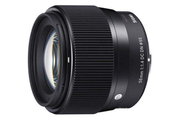 Sigma 56mm f1.4 Contemporary