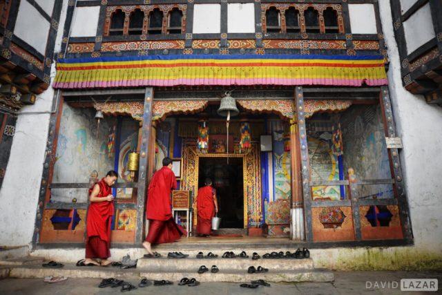 13. David Lazar - Bhutan Monastery