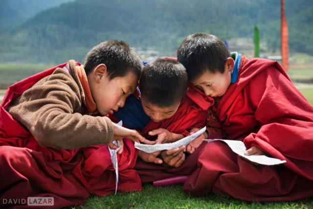 5. David Bhutan