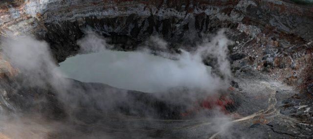 16. Poas Volcano