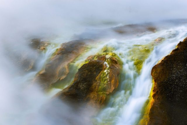 4. Hotspring Runoff, Yellowstone