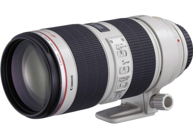 Canon 70-200mm f2.8 II