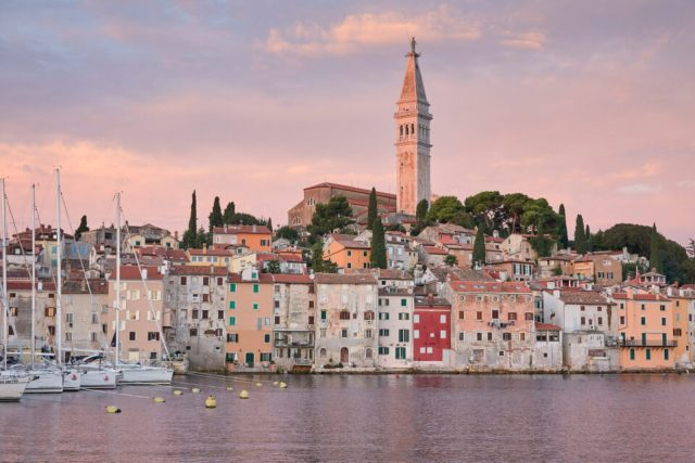 19. Rovinj Harbor