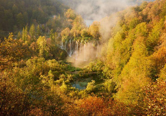 2. Plitvice Lakes