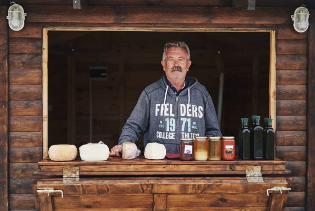 6. Cheese Seller of Pag Island