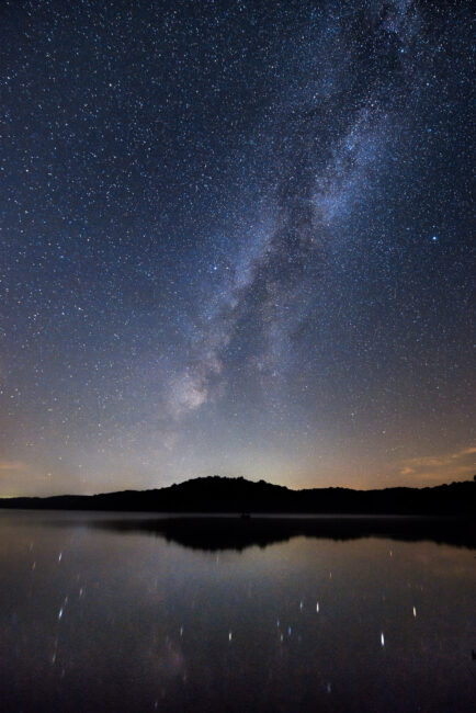 Milky Way Example Type of Photography