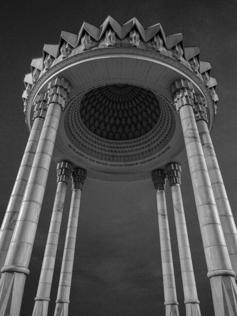 Monument for Victims of Repressions, Tashkent Uzbekistan