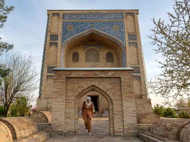 Khast Imam Mausoleum