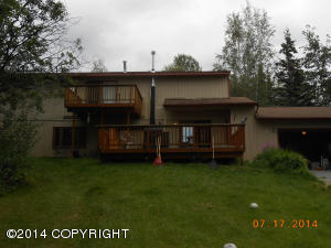12512 W Prince of Peace Drive, Eagle River, AK 99577