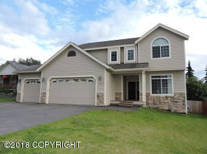 17112 Hideaway Ridge Drive, Eagle River, AK 99577