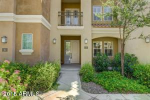 Terrific interior location in community facing courtyard.