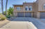 Beautiful Desert landscaping surrounds, serene location