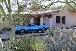 8016 E Carefree Drive, Carefree, AZ 85377