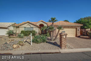 9310 E COOPERS HAWK Drive, Sun Lakes, AZ 85248