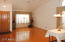Hardwood in living & dining area