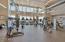 Encore workout facility!