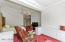 Master bedroom built in cabinets