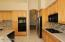 Dual wall ovens and gas cooktop