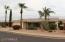 Front desert landscaping