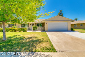 13843 N 99TH Drive, Sun City, AZ 85351