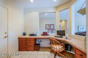 Home remodeled-Office area added