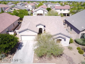 Large home in Dobbins Point Community see aerial view of home & community-click video