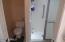 Master Shower & Bathroom