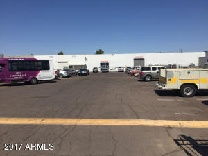 OVER 1 ACRE OF LAND AND BUILDING AT 40TH STREET & McDOWELL ROAD.