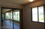 Quick access from Kitchen Breakfast area to outdoor screened in Patio.