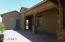 Front Courtyard and Casita entrance