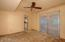 This room could be an extension of the living room or could make a nice dining room area.