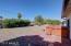 Large low maintenance yard