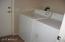 The Inside Utility Room includes the Washer & Dryer.