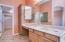 Linen cabinet & cosmetic vanity seating
