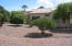 The yard is large and private and includes 3 citrus trees - 2 Orange Trees and 1 Lemon Tree.