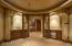 Downstairs foyer and bonus room
