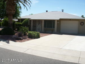 19625 N SOMBRERO Circle, Sun City, AZ 85373