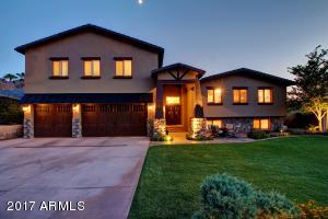 Come tour this amazing home in an exclusive mountain community near the heart of everything.