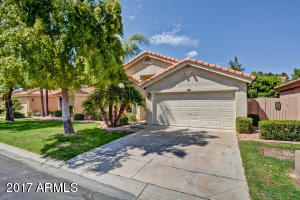 SITUATED ON A LARGER LOT FOR THIS ALMOST 1600 SF HOME