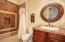 Bathroom for Bedroom Suite 3.