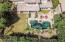 Private one-third acre lot in the heart of Aegean Cove at Fulton Ranch.