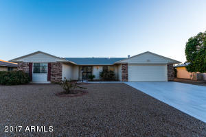 10101 W BURNS Drive, Sun City, AZ 85351