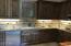 Beautiful fully custom kitchen in Casita also.