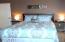 Spacious Bedroom 2 offers privacy in this Split Floor Plan