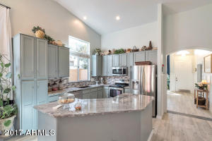 You will love the remodeling in this home. Its like walking into a decorating magazine! Extras you can't see also-like new AC system.