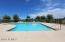 One of two pools in Via Sorento.